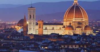 Honeymoon in Florence, Venice and Rome …