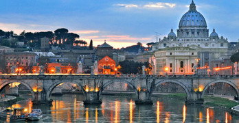 getting married in Rome …